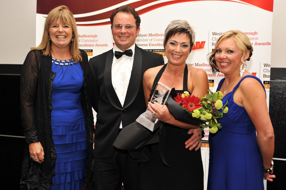 Business Awards winners